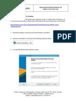 Instructivo Instalación ArcGIS for Desktop 10.6