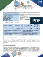 Guia de Actividades y Rúbrica de Evaluación - Fase 4 - Trabajo Colaborativo de La Unidad 2