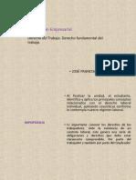 PPT TERCERA UNIDAD LEGISLACION EMPRESARIAL 3 -2018 (1).pptx