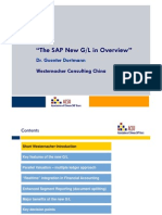 The SAP New GL in Overview-Guenter Dortmann