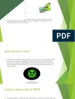 Definición Virus Informaticode