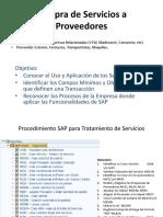 236446296 Tratamiento de Servicios en SAP