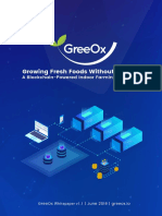GreeOx White Paper 2018