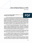 Correas, Oscar. Los Sistemas Jurídicos Indígenas y La Teoría General Del Derecho. Problemas Nuevos
