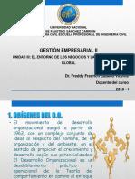 UIII 03 DO Gestión Empresarial II