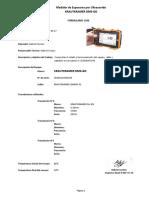 Calibración KrautKramer DMS-GO -US004