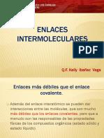 Enlaces Intermoleculares Quimica Organica