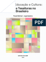 Música, Educação e Cultura - tecituras e tessituras no nordeste brasileiro