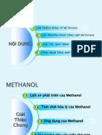 Tổng Hợp Methanol