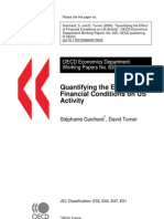 Quantifying the Effects of Financial Conditions on US Activity OECD