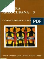 Jorge & Isabel Castellanos - Las Religiones y Las Lenguas - Cultura Afrocubana