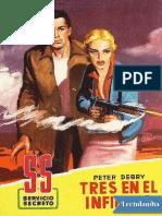 Tres en El Infierno - Peter Debry