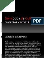 Conceitos Centrais Semiotica Da Cultura -2