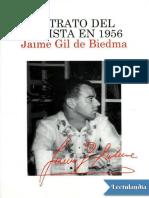 Retrato del artista en 1956 - Jaime Gil de Biedma.pdf
