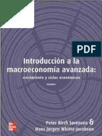 81. Introducción a la macroeconomía avanzada (volúmen 1)