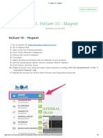 11 Helium 10 - Magnet