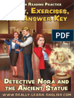 Detective Nora And The Ancient Statue