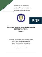 PFC Alberto Jose Corrales Garcia
