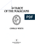 Tarot of the Magicians by Oswald Wirth