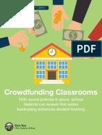 Ohio Auditor's Crowdfunding Report