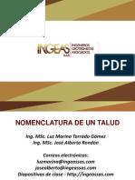 Nomenclatura de un Talud.pdf