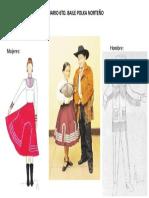 Vestuario Polka