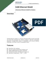 Lampiran 9 Ethernet Shield