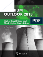 Uranium Outlook 2018