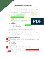 Criterios a tener en cuenta para la revisión de tesis - 2018