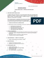 Propuesta Pag Web - Inmobiliaria