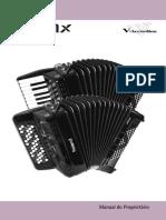 Manual Roland Fr 1X