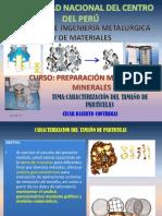CARACTERIZACION-DE TAMAÑO DE PARTICULAS