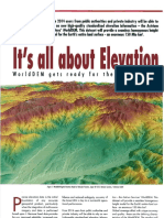 201300800 Geo Information Its All About Elevation