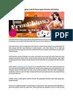 Petunjuk Lengkap Judi Di Penerapan Domino 99 Online