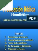 Curso Predicacion Biblica