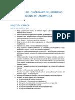 Funciones- Gobierno Regional Lamb- 2