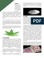 10 drogas