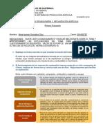 1era Evaluacion Mecanizacion