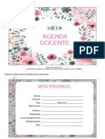 Agenda Docente 01 PDF