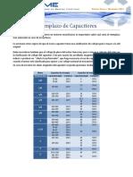 reemplazo de capacitores.pdf