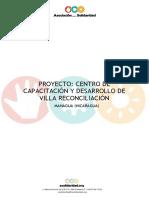 Proyecto Centro Capacitacion Managua 2010