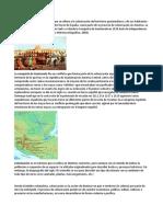 Acontecimientos de La Epoca Colonial en Guatemala