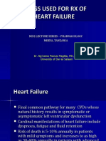 Drugs Used in Treatment of Heart Failure