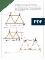 5 Problemas Resueltos Analisis Estructuras Metodo Nudos1