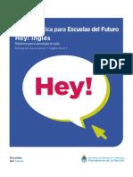 Hey! Ingles - Para Secundaria