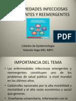 Enfermedades Infecciosas Emergentes y Reemergentes