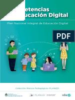 Competencias de Educación Digital