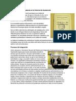Desarrollo de La Ciudadanía en La Historia de Guatemal1