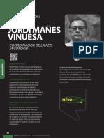 NutriNews Entrevista Jordi Manes