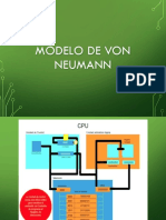 Arquitectura de Vonn Neuman
